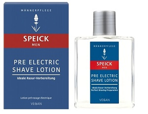 Speick Men Pre Electric Shave Lotion Available At Alpine Village