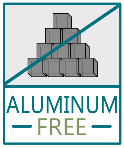 Aluminum Free Products